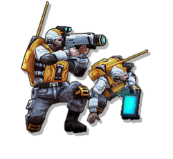EU Fire Team portrait