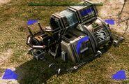 CNC3 TW GDI Unupgraded Armory