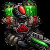 CNCKW Tiberium Trooper Cameo