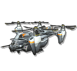 Gen2 EU Air Transport Helicopter