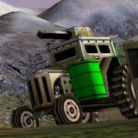 Generals Toxin Tractor
