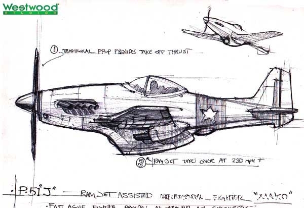 File:RA2 P51J Mako fighter.jpg