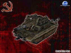 Ren2 Rhino Tank Render