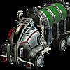 CNCTW Liquid Tiberium Transport Truck Cameo
