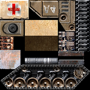 Medical drone Texture 1