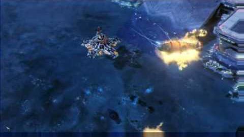 C&C Red Alert 3 Uprising Giga Fortress Surveillance Footage
