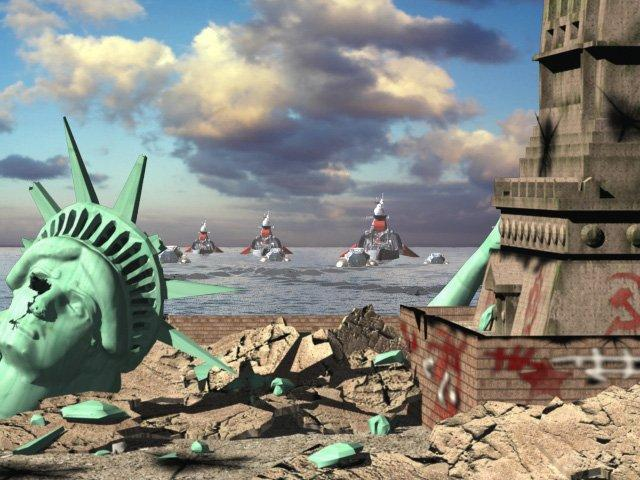 File:RA2 Statue of Liberty Destroy Wallpaper.jpg