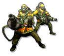Toxin squad