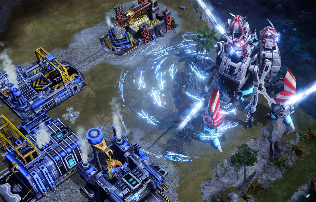 King of the Monsters | Command and Conquer Wiki | FANDOM ...