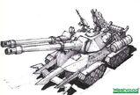 RA2 Apocalypse Tank concept 2