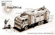 China POW Truck