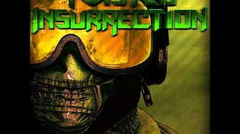 Twisted Insurrection OST - Space Echo -Frank Klepacki Remix-