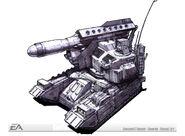 CNCG Tomahawk Launcher Concept Art