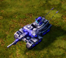 MBT-X8 Guardian tank