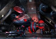 CNCTW Venom Hangar