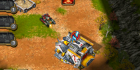 Apocalypse tank (Red Alert iPhone)