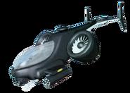 TD Orca Grey Render