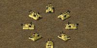 Mammoth tank (Tiberian Sun)