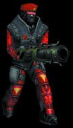 Renegade Nod Rocket Officer Render