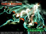 Yuri's revenge title screen