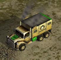 GLA P.O.W. Truck