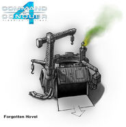 Forgotten Hovel Concept Art