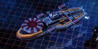 Radar boat