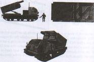 TD MLRS Guide Scan Model