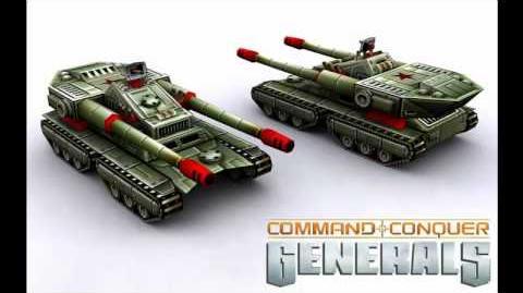 C&C Generals — Overlord Audio