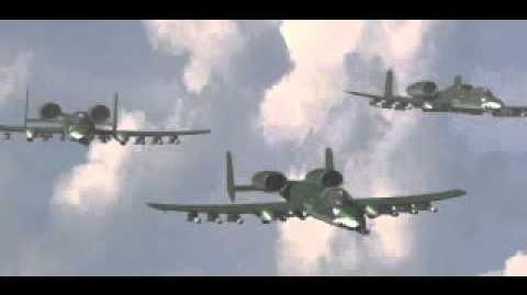 C&C Tiberian Dawn - Planes Airstriking Base