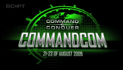 CommandCom 2009 Logo