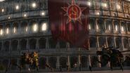 RA3 Sickles around the Colosseum