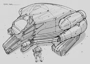 CNCTW Flame Tank Concept Art 7
