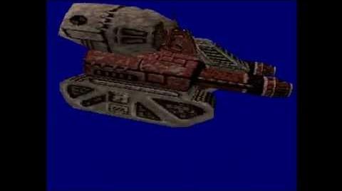 C&C - Commando Tech Demo - July 1997