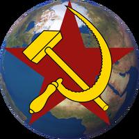 Soviet globe