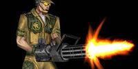 GDI officer