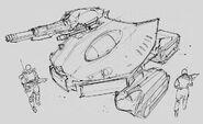 CNCTW Scorpion Tank Concept Art 5