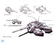 CNCG Crusader Concept Art 1