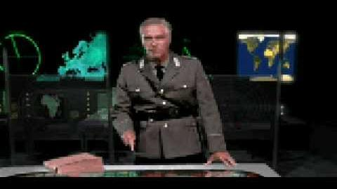 C&C Red Alert - Allied mission 11 briefing