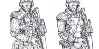 Light infantry