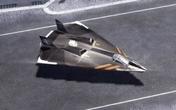 CNCTWKW Hypersonic Fighter