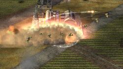 Carpet Bombing Impacts (Generals)