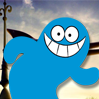 Flagline - Bloo (Foster's Home for Imaginary Friends).png