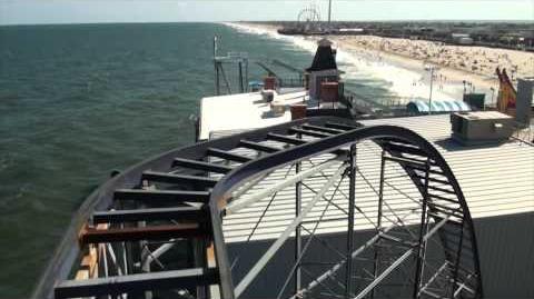 Star Jet (Casino Pier) - OnRide