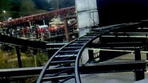 Thirteen (Alton Towers) - OnRide - (360p)
