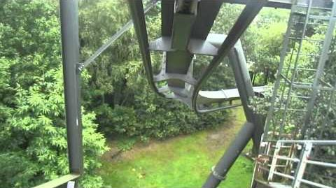 Air (Alton Towers) - OnRide (1080p)
