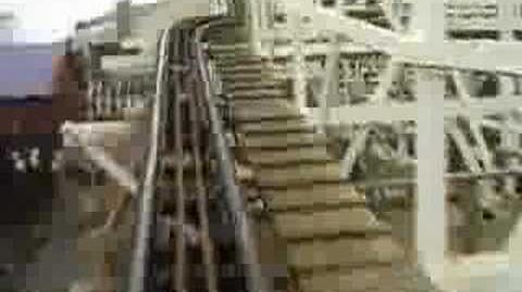 Wild Mouse (Pleasure Beach Blackpool) - OnRide - (360p)