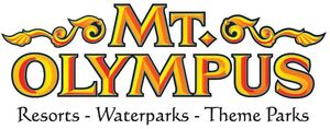Mt. Olympus Water & Theme Park logo