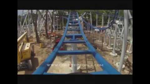 Sky Rocket (Kennywood) - OnRide - (720p)