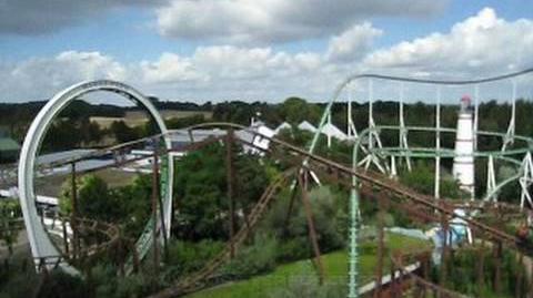 Nessie Superrollercoaster - OnRide